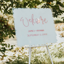 Acrylic Signs from $25