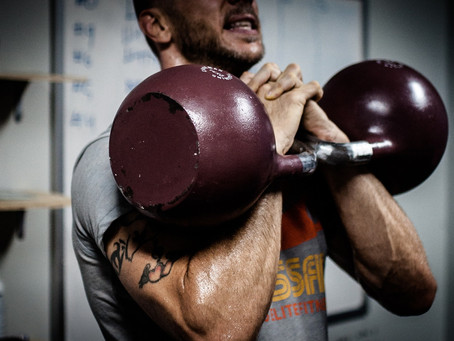 10 Killer Kettlebell Exercises