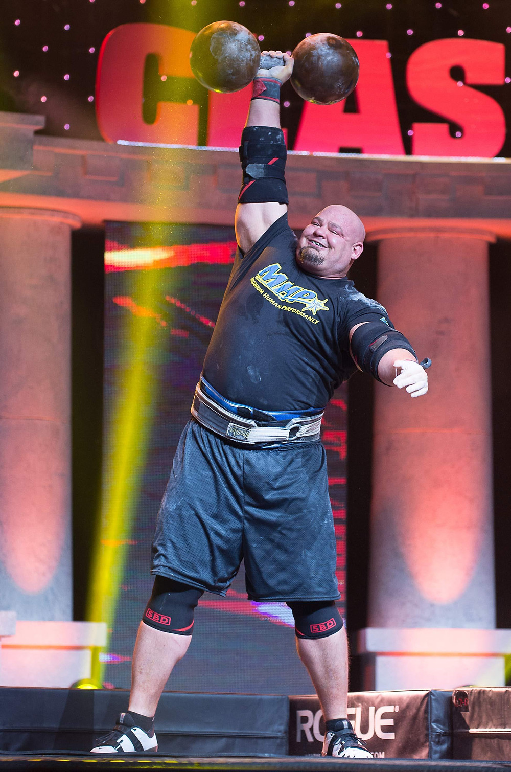 image of Brian Shaw - 4 times world's strongest man
