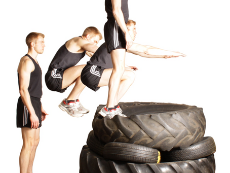 The Power of Plyometrics | Put The Jump Back Into Your Training