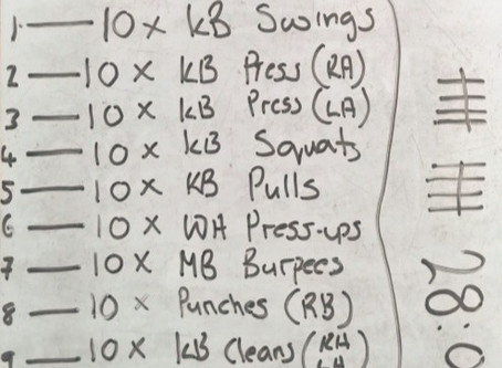 1000 Repetition Circuit