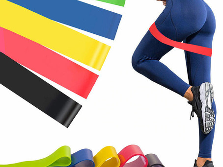 Best Resistance Bands - Exercise with Elastic!