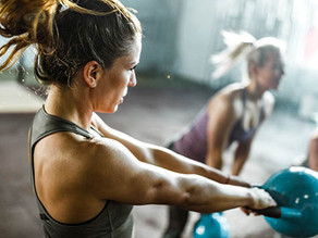 This 30 Minute Kettlebell Workout Will Explode Your Fitness
