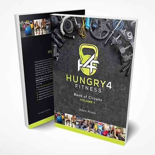 Hungry4Fitness Book of Circuits Vol.1