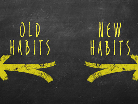 Hankering after (good) Habits