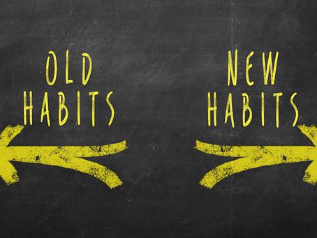 Hankering after (good) Habits