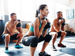 The Complete Kettlebell Workout For Weight Loss