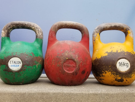 Kettlebell - The King of Fitness Equipment