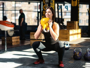 Kettlebell Thruster   The Complete Exercise