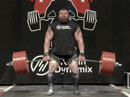 Strongman Training - Everything You  Need To Know