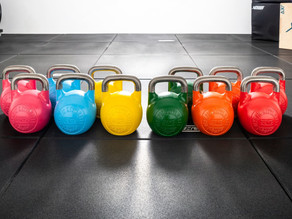 The 3 Best Competition Kettlebells