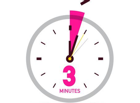 3 Minutes Maximum Effort - Circuit