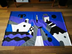 TINOS - Acrylic on Canvas