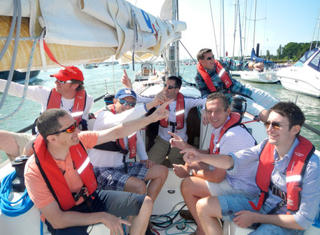 City Sailing Paul Bew How to pass your RYA Yacht Master Exam