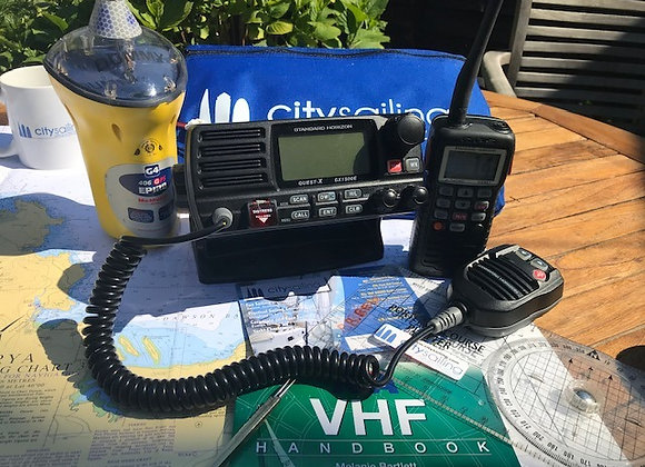 RYA VHF GMDSS On Line Course