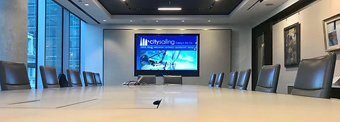 City Sailing in your office