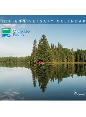 Free Ontario Parks 2018 Calendar