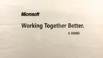"Microsoft ""Honey Drop Tea"""
