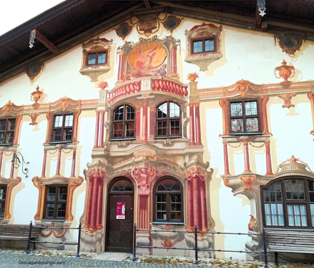 Pilatushaus Oberhammengau