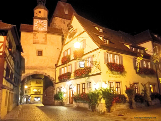 Romantische Strasse: cosa vedere in 4 giorni a spasso per la Baviera