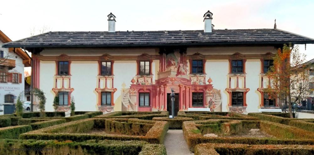 Oberammergau Pilatushaus
