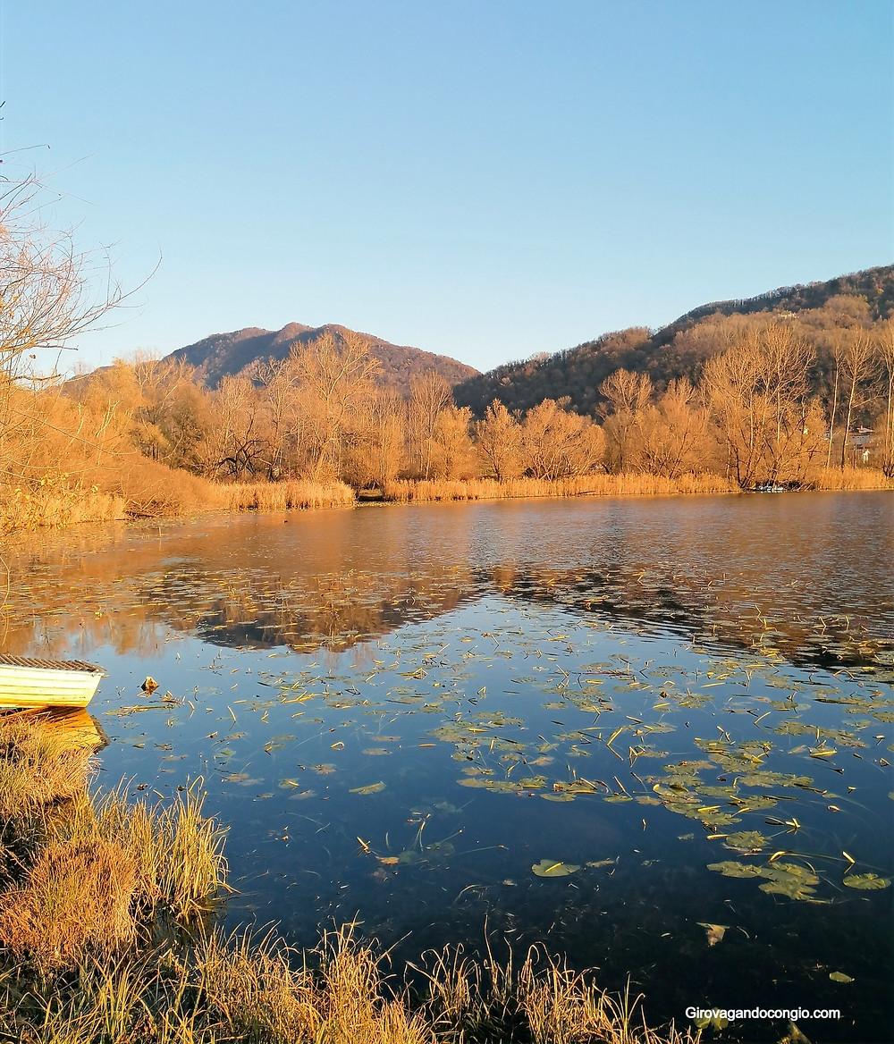 paesaggio Revine lago