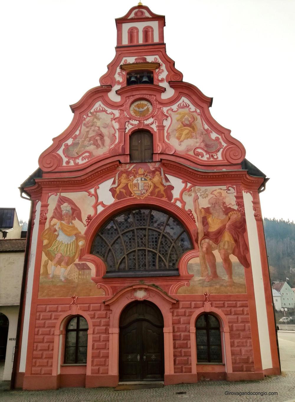 Spitalkirche Fussen
