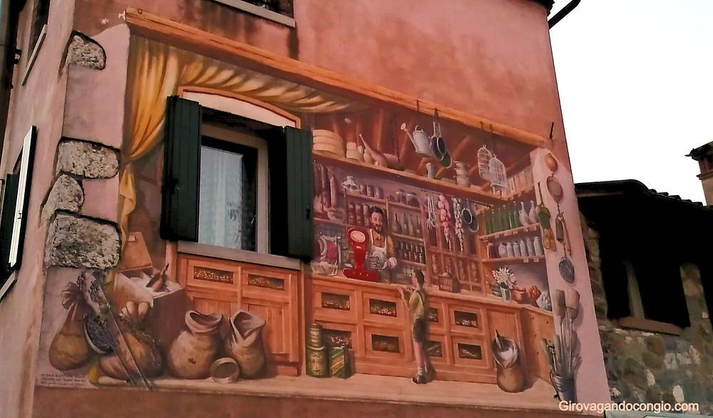 Colmaggiore murales Tarzo
