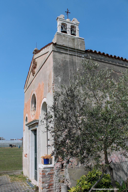 Chiesetta in Piazza del Prà, Saccamagna, Lio Piccolo