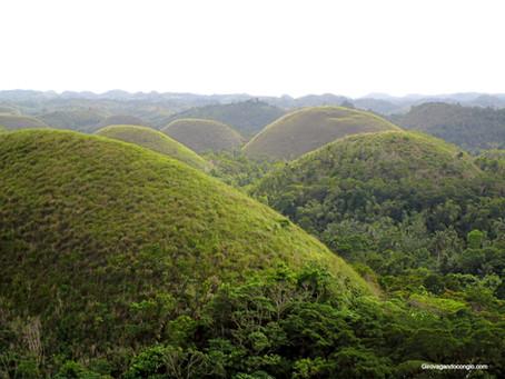 Chocolate Hills, le colline di cioccolato di Bohol