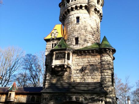 Mutterthurm - Landsberg am Lech, la torre di Rapunzel
