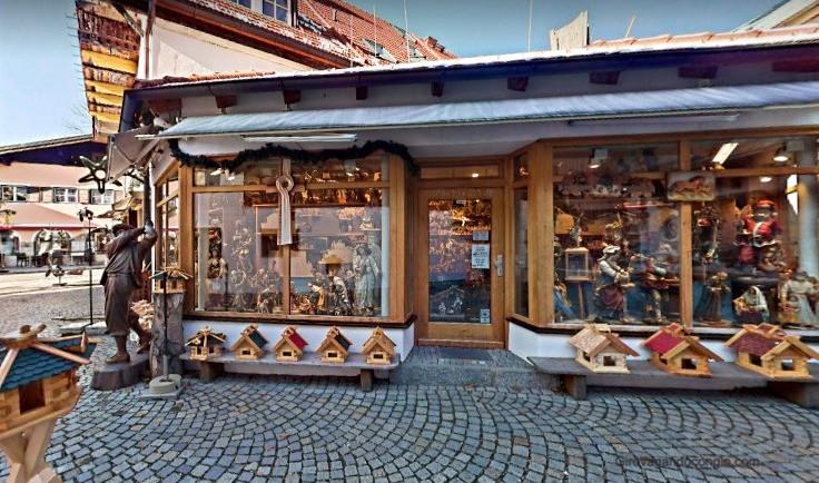 negozi Oberammergau