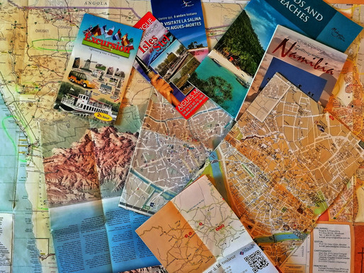 Come creare un itinerario di viaggio: i passi da seguire per il tuo viaggio perfetto