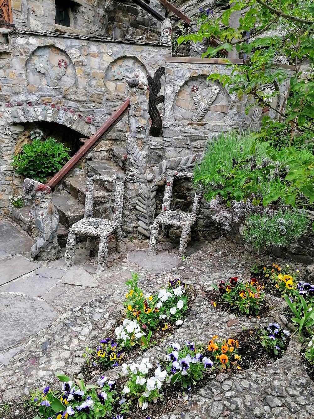 Casa in pietra di Brugnello