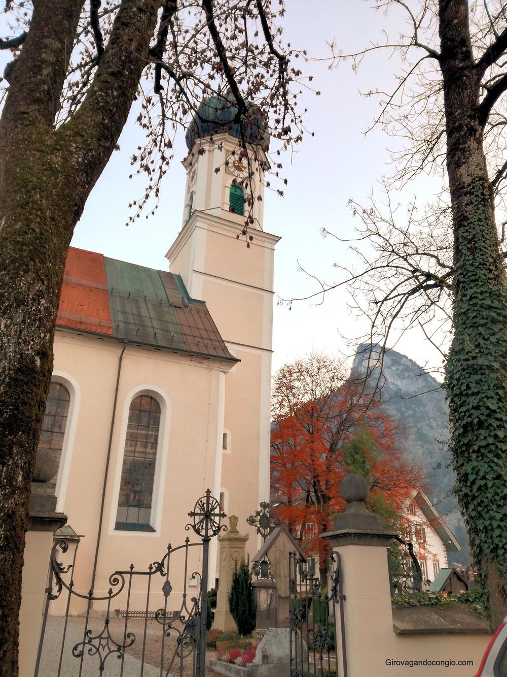 St. Peter und Paul Oberammergau
