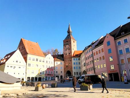 Landsberg Am Lech: una tappa della splendida Romantische Strasse