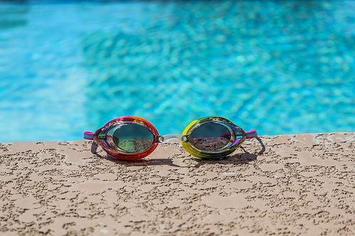 Speedo Mirrored Goggles