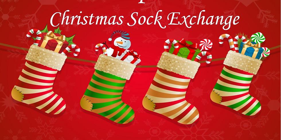 New Hope Ladies Christmas Sock Exchange