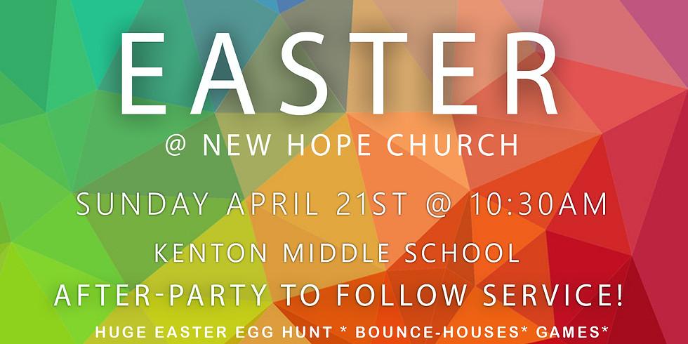 Easter @ New Hope Church