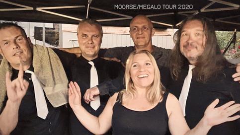 """"""" MOORSE- MEGALO TOUR """" 2020 Tournée du 18 au 26 Juillet, dans l'est de la France en H"""