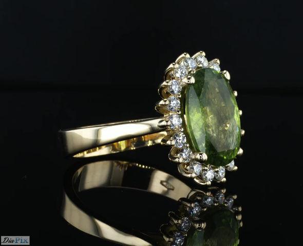 טבעת זהב מיוחדת