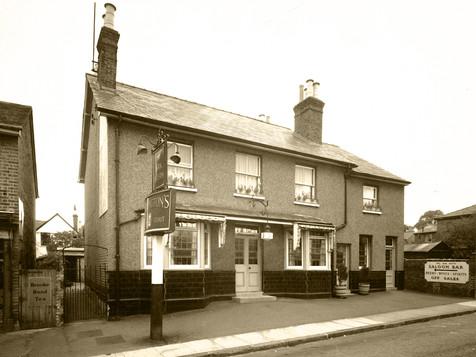 Park Tavern, Kingston 1961
