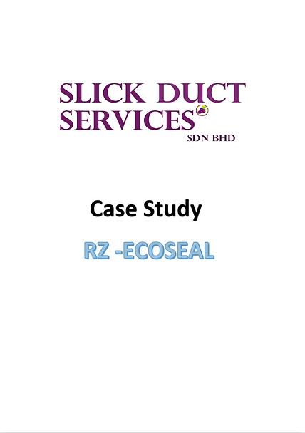 Ecoseal Case Study