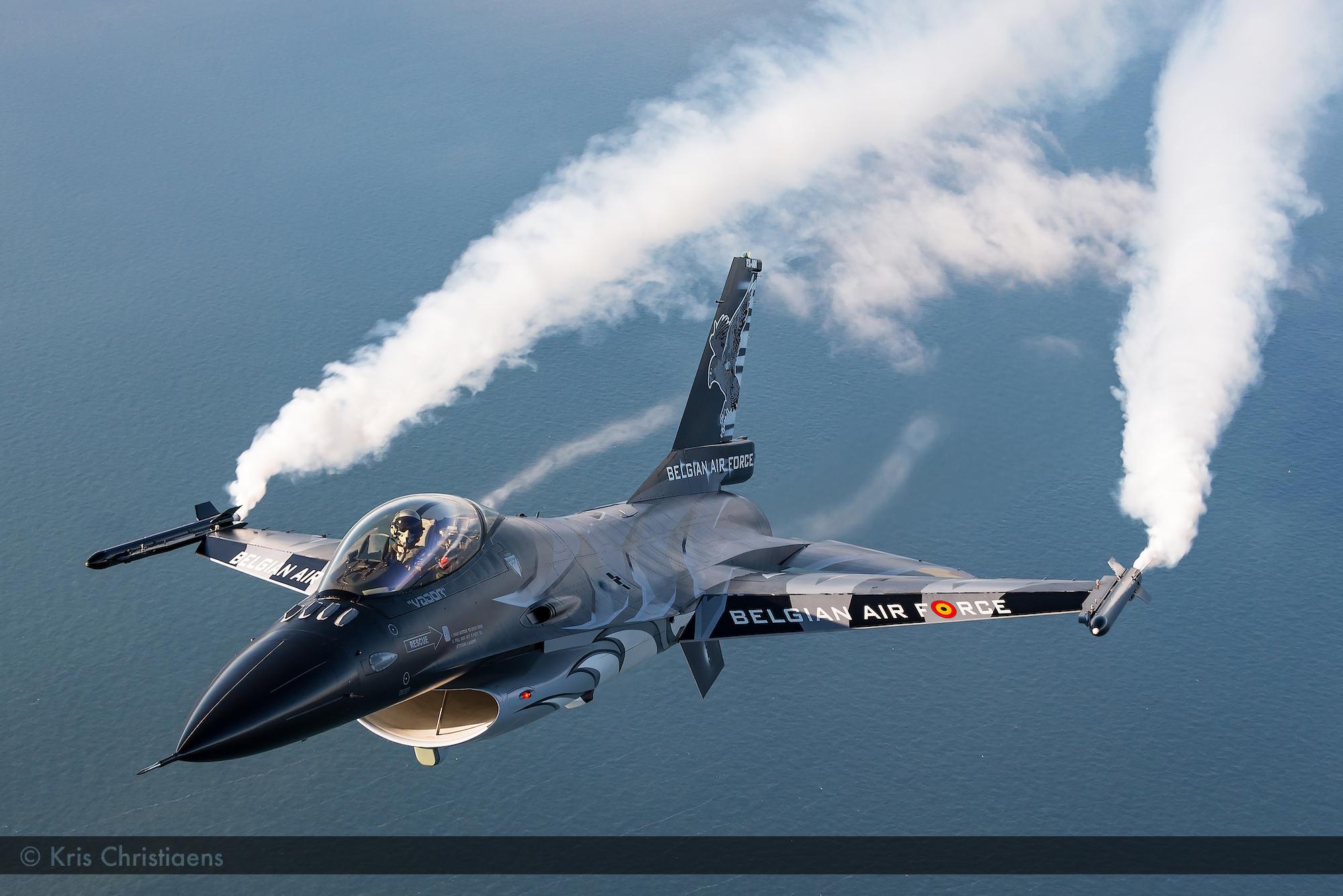 F-16 (Belgian Air Force)