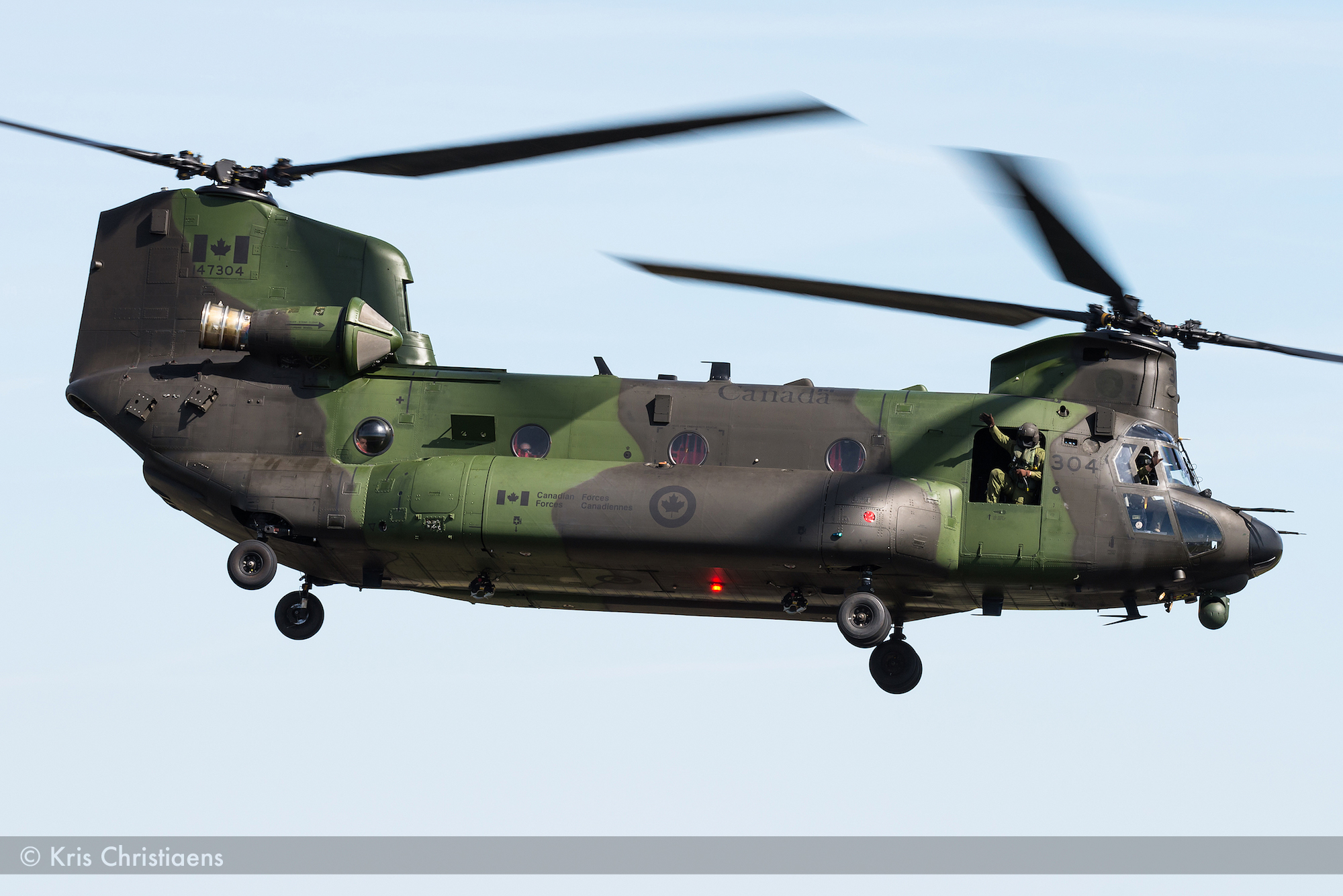 Boeing CH-147F Chinook