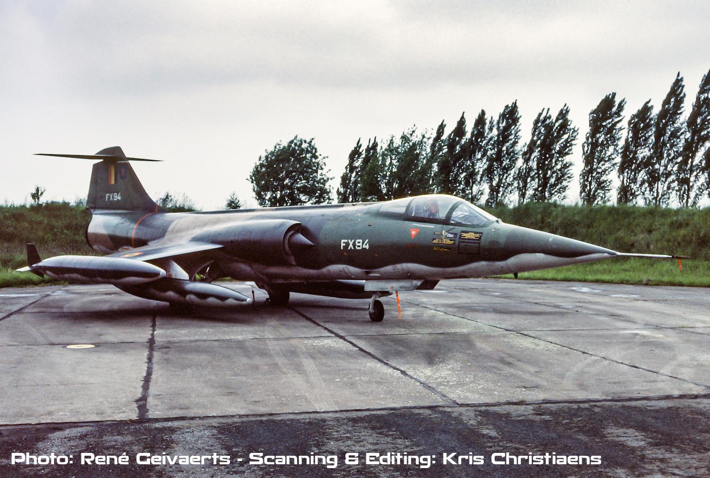 Lockheed F-104G Starfighter