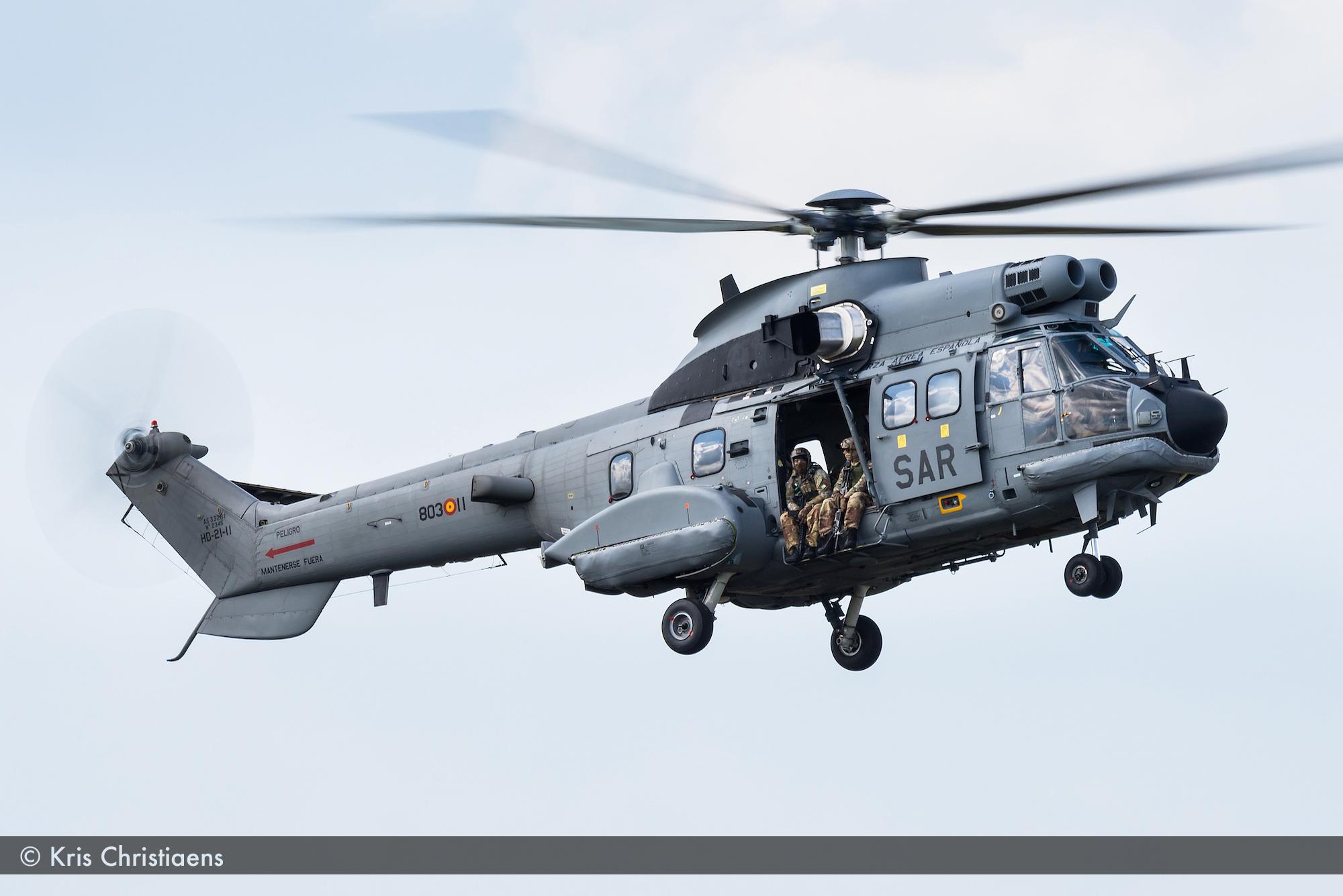 Eurocopter AS332 Super Puma