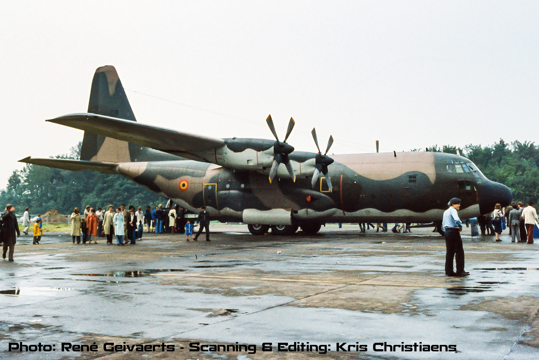 Lockheed C-130H Hercules