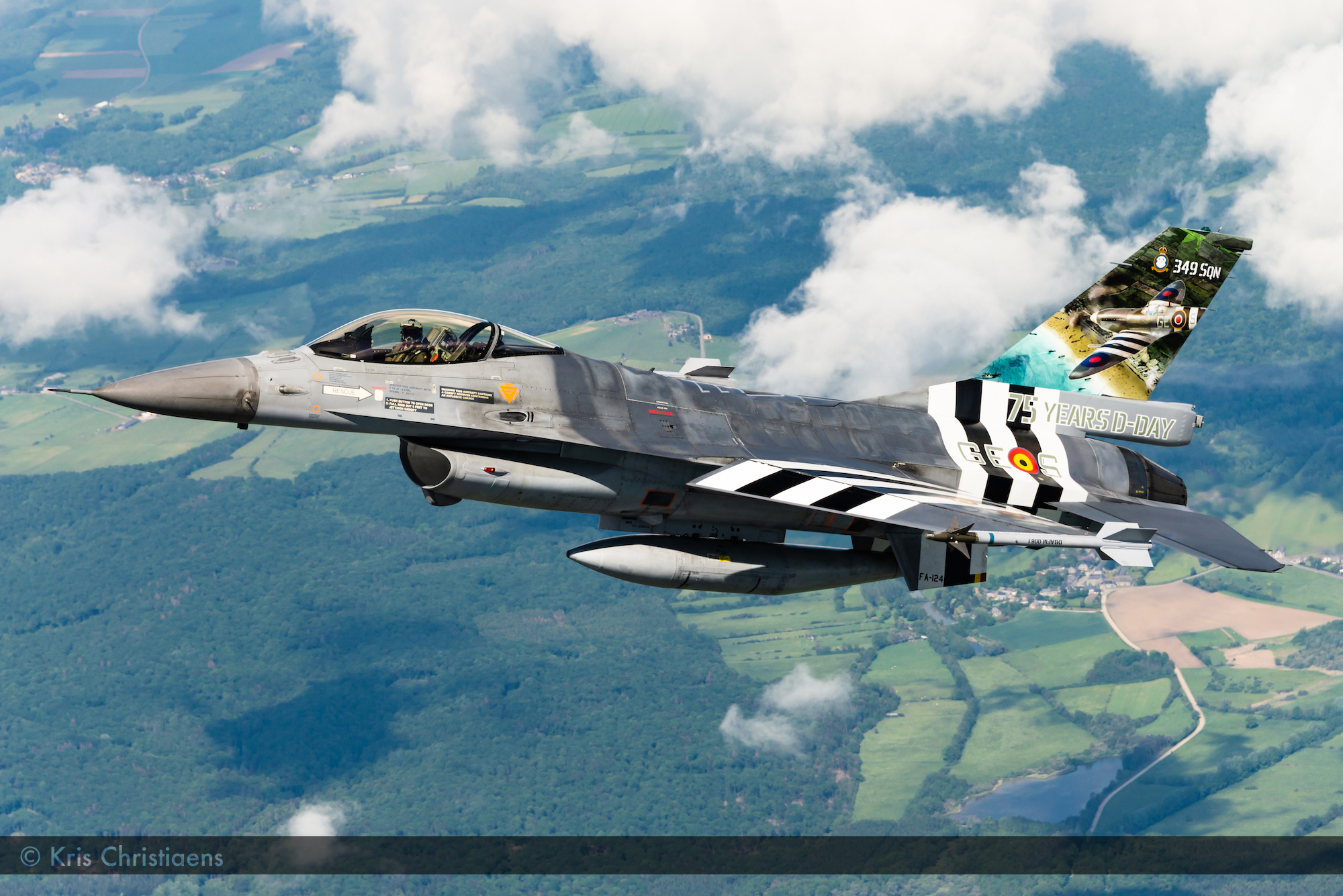 F-16 (Belgian Air Force)