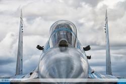 Sukhoi Su-27 'Flanker'